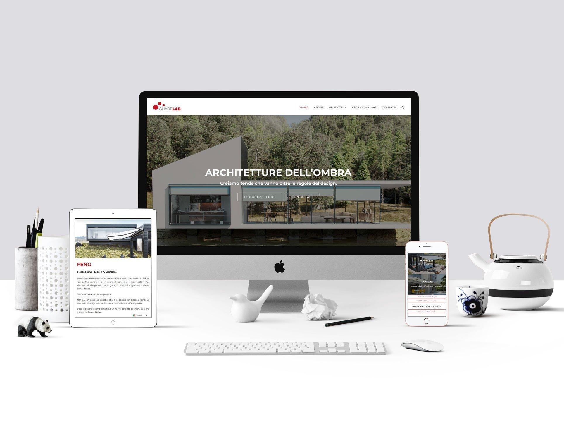 Shadelab website